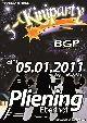 BV Pliening Drei-Kini-Party