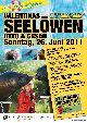 27. Volksfest Isen Nachmittags: Seelöwen-Show Abends: Volksfeststimmung