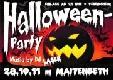 FC Maitenbeth Halloweenparty