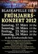 Blaskapelle Isen Frühjahrskonzert