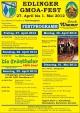 Edlinger Gmoafest Tag der Betriebe, Vereine und der guten Nachbarschaft