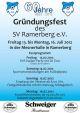 SV Ramerberg Hallen-Party