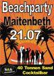 KLJB Maitenbeth 80-jähriges Jubiläum – Beachparty