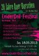 BV Au 20 jähriges Gründungsfest - Leider Geil Festival Vol.II