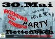 BV Rettenbach-Pfaffing 5-jähriges Gründungsfest – Irgendwia und Sowiesoo Party
