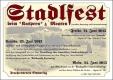 Trachtenverein Emmering Boarisches Weinfest