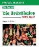 SG Gemütlichkeit Eiselfing 130 jähriges Gründungsfest – Weinfest