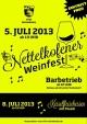 FFW Nettelkofen Weinfest Nettelkofen