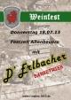 Trachtenverein Altenbeuern Weinfest