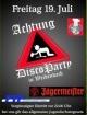 Schützenverein Weidenbach 125-jähriges Gründungsfest - Discoparty
