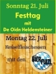 Schützenverein Weidenbach 125-jähriges Gründungsfest – Festsonntag