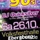 Ebersberg goes 90s