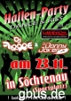 Hallenparty - Dance & Kiss