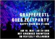 KLJ Söllhuben 40-jähriges Gründungsfest – Graffefestl goes Zeltparty