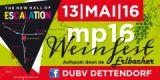 DuBV Dettendorf MP 16 Weinfest
