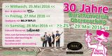 BV Oberneuching 30-jähriges Gründungsfest - Bier- & Weinfest